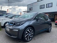 USED 2018 68 BMW I3 0.6 I3 94AH 5d AUTO 168 BHP