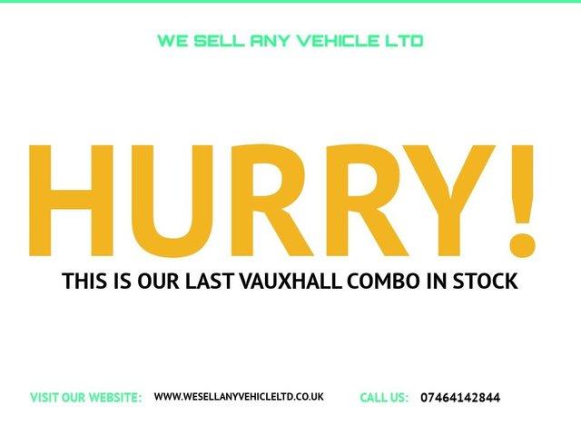 USED 2009 09 VAUXHALL COMBO 1.7 1700 CDTI SWB H/C 101 BHP LONG MOT GREAT CONDITION