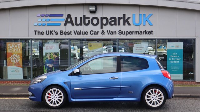 USED 2011 61 RENAULT CLIO 2.0 GORDINI 3d 197 BHP LOW DEPOSIT OR NO DEPOSIT FINANCE AVAILABLE . COMES USABILITY INSPECTED WITH 30 DAYS USABILITY WARRANTY + LOW COST 12 MONTHS ESSENTIALS WARRANTY AVAILABLE FROM ONLY £199 (VANS AND 4X4 £299) DETAILS ON REQUEST. ALWAYS DRIVING DOWN PRICES . BUY WITH CONFIDENCE . OVER 1000 GENUINE GREAT REVIEWS OVER ALL PLATFORMS FROM GOOD HONEST CUSTOMERS YOU CAN TRUST .