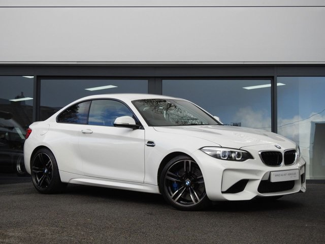 View our BMW M2 COUPE