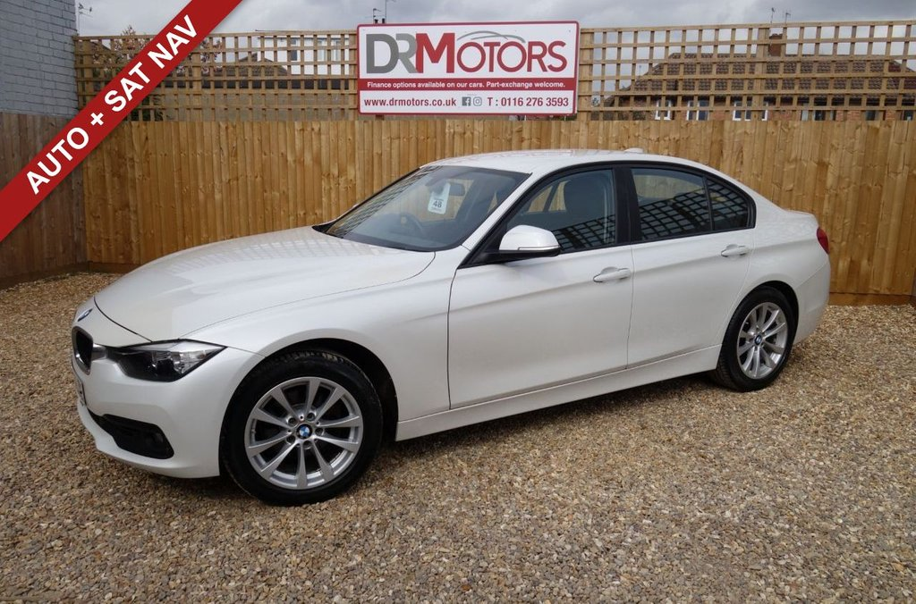 USED 2016 65 BMW 3 SERIES 2.0 316D SE 4d 114 BHP *** WE OFFER FINANCE ON THIS CAR ***
