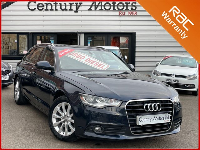 2013 63 AUDI A6 AVANT 2.0 TDI SE Multitronic 5dr - FULL LEATHER