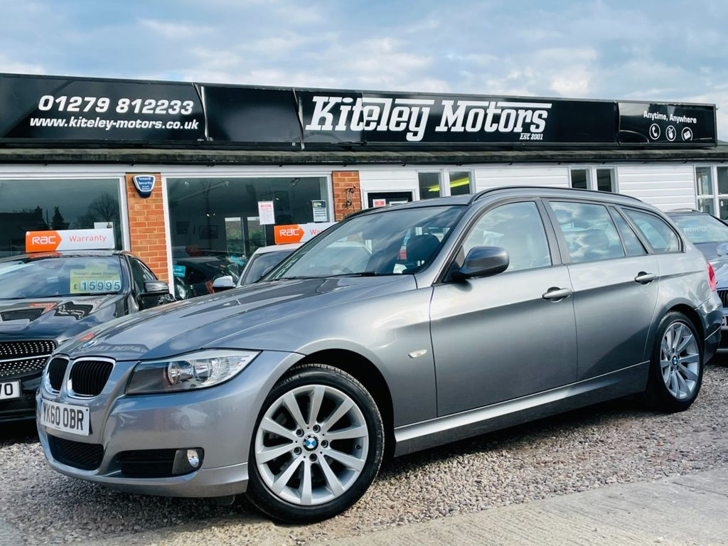 USED 2010 60 BMW 3 SERIES 2.0 320D SE TOURING 5d 181 BHP