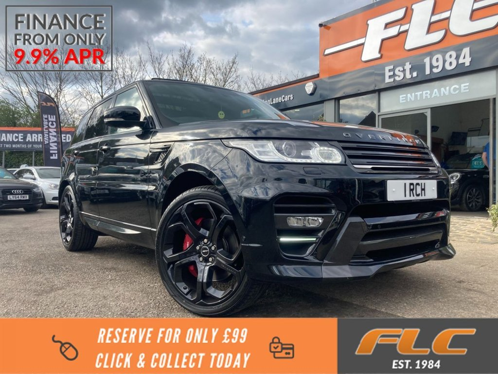 USED 2013 LAND ROVER RANGE ROVER SPORT 3.0 SDV6 AUTOBIOGRAPHY DYNAMIC 5d 288 BHP
