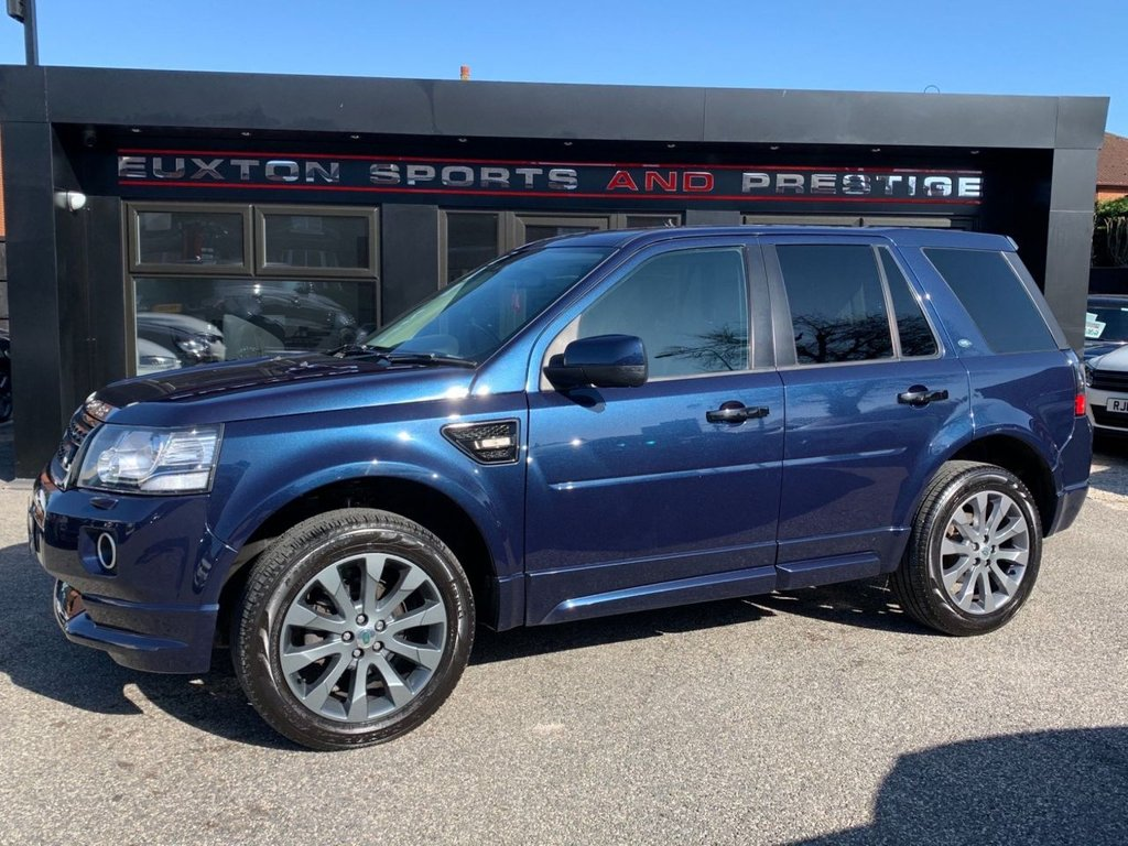USED 2013 13 LAND ROVER FREELANDER 2.2 SD4 Dynamic 4X4 5dr FULL SERVICE HISTORY