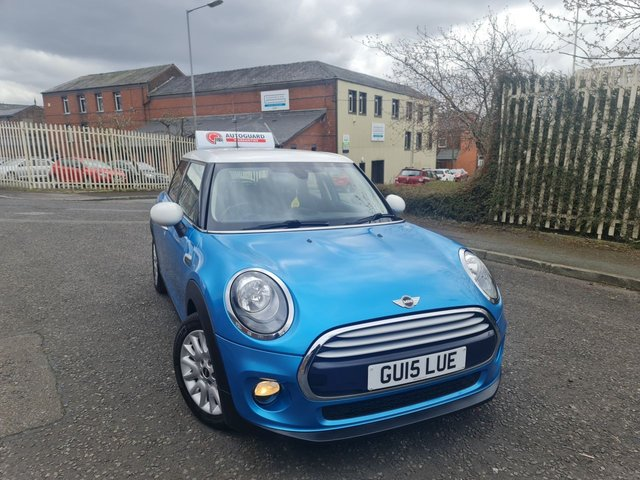 USED 2015 15 MINI HATCH COOPER 1.5 COOPER D 5d 114 BHP A GREAT LITTLE MINI