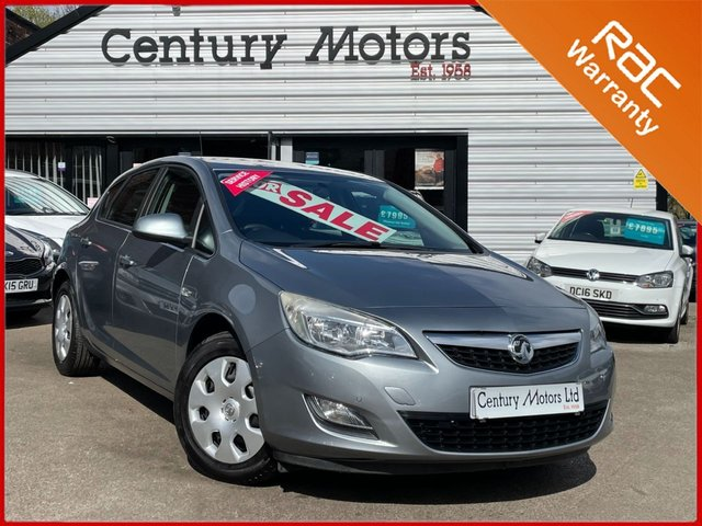 2011 11 VAUXHALL ASTRA 1.6 16v Exclusiv 5dr