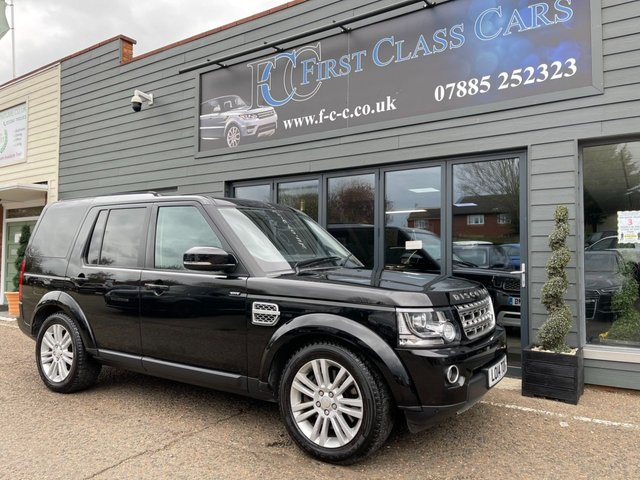 2014 14 LAND ROVER DISCOVERY 3.0 SDV6 HSE 5d 255 BHP