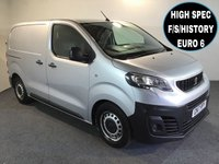 USED 2017 17 PEUGEOT EXPERT 1.6 BLUE HDI PROFESSIONAL COMPACT 115 BHP