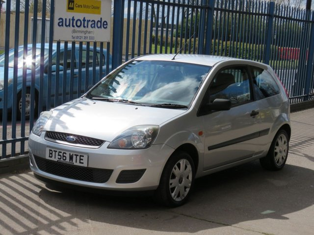 USED 2007 56 FORD FIESTA 1.2 STYLE 16V 3d 78 BHP One Lady Owner From New