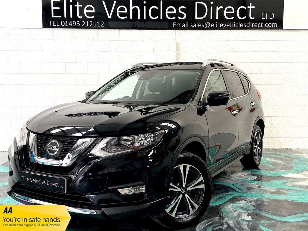 USED 2018 68 NISSAN X-TRAIL 1.6 DCI N-CONNECTA 5d 130 BHP