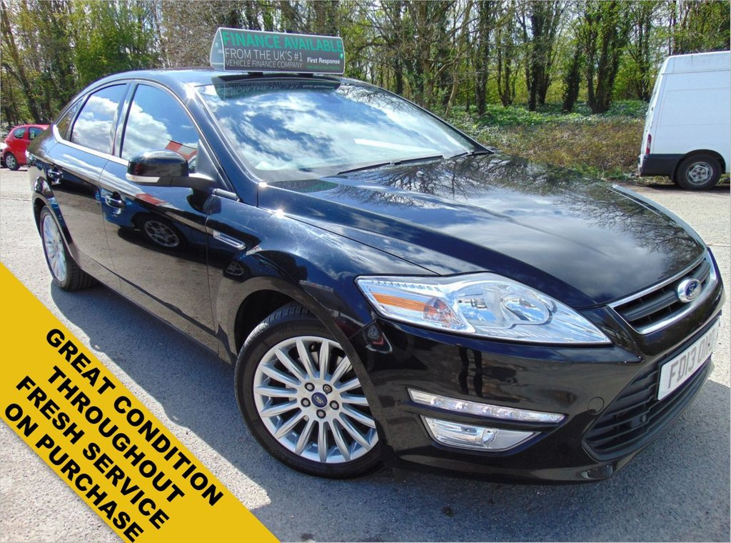 USED 2013 13 FORD MONDEO 2.0 ZETEC BUSINESS EDITION TDCI 5d 138 BHP FRESH FULL SERVICE ON PURCHASE