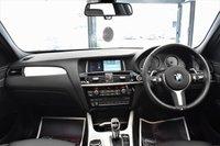 USED 2017 67 BMW X3 XDRIVE35D 3.0 M SPORT 5 DOOR