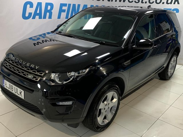 LAND ROVER DISCOVERY SPORT at Autos North West