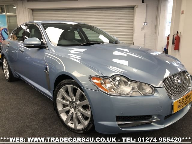 USED 2009 59 JAGUAR XF 3.0 V6 PREMIUM LUXURY 4d 235 BHP FREE UK DELIVERY*VIDEO AVAILABLE* FINANCE ARRANGED* PART EX*HPI CLEAR