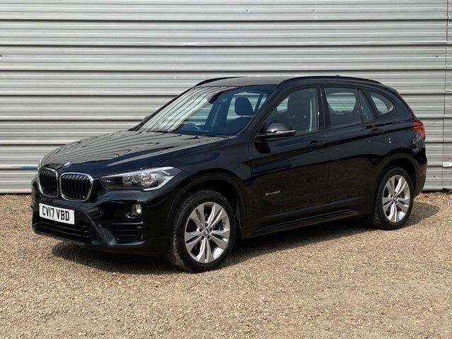 USED 2017 17 BMW X1 2.0 SDRIVE18D SPORT 5d 148 BHP