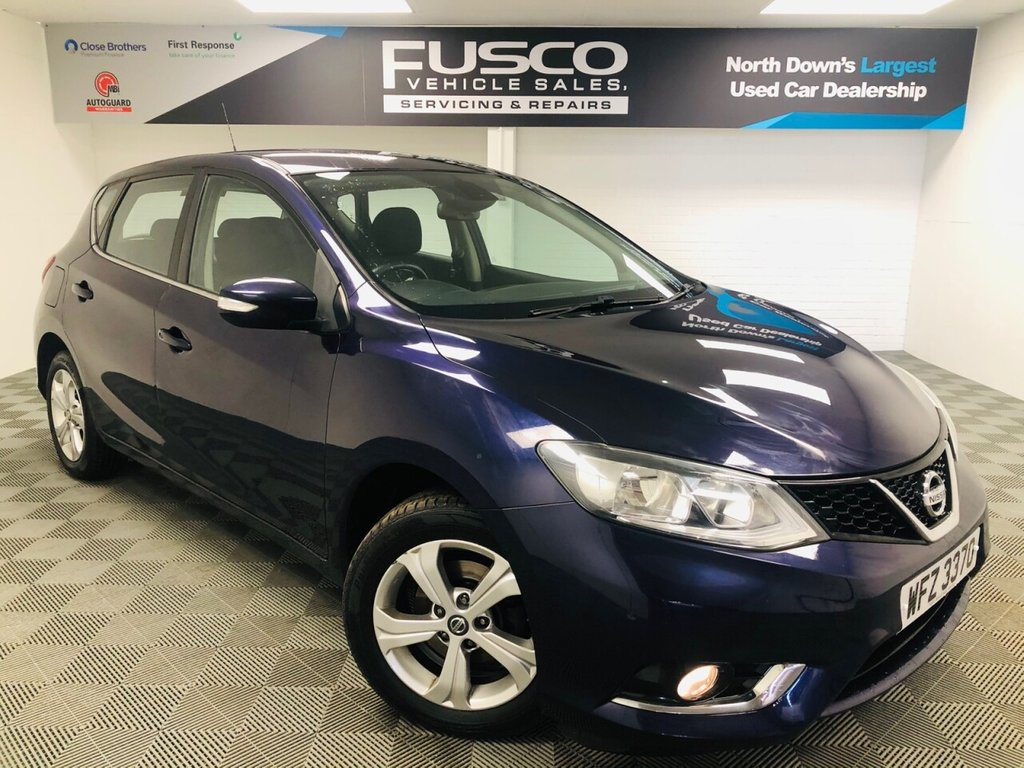 USED 2015 NISSAN PULSAR 1.2 ACENTA DIG-T 5d 115 BHP NATIONWIDE DELIVERY AVAILABLE!