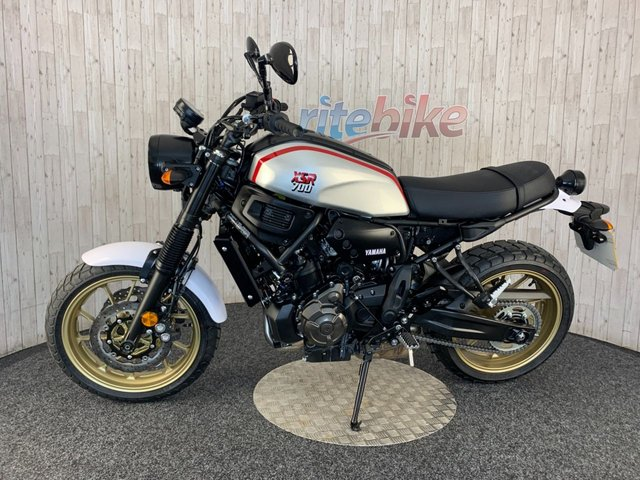 YAMAHA XSR700 at Rite Bike