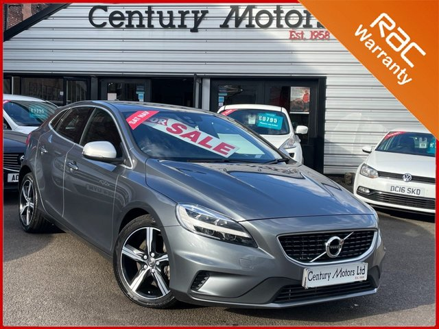 2016 66 VOLVO V40 2.0 D4 R-DESIGN NAV 190 5dr - THE BEST ENGINE !