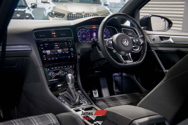 USED 2019 19 VOLKSWAGEN GOLF 2.0 GTD TDI DSG 5d 182 BHP One Owner | First Service Complete by VW