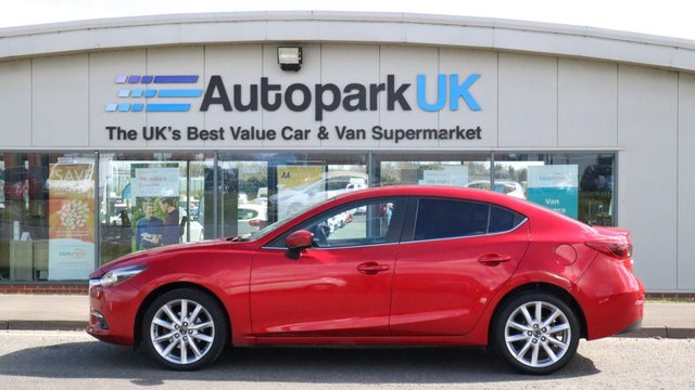 USED 2017 17 MAZDA 3 1.5 D SPORT NAV 4d 104 BHP LOW DEPOSIT OR NO DEPOSIT FINANCE AVAILABLE . COMES USABILITY INSPECTED WITH 30 DAYS USABILITY WARRANTY + LOW COST 12 MONTHS ESSENTIALS WARRANTY AVAILABLE FROM ONLY £199 (VANS AND 4X4 £299) DETAILS ON REQUEST. ALWAYS DRIVING DOWN PRICES . BUY WITH CONFIDENCE . OVER 1000 GENUINE GREAT REVIEWS OVER ALL PLATFORMS FROM GOOD HONEST CUSTOMERS YOU CAN TRUST .