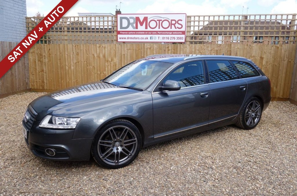 USED 2010 60 AUDI A6 2.0 AVANT TDI S LINE SPECIAL EDITION 5d 168 BHP *** WE OFFER FINANCE ON THIS CAR ***