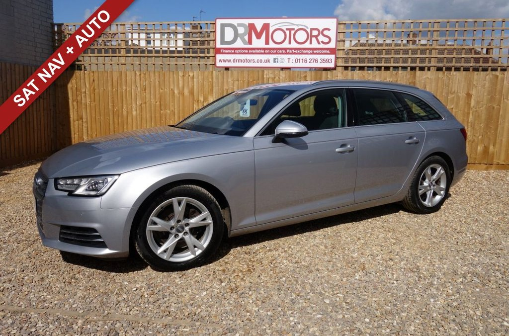 USED 2017 17 AUDI A4 2.0 AVANT TDI ULTRA SPORT 5d 148 BHP *** WE OFFER FINANCE ON THIS CAR ***