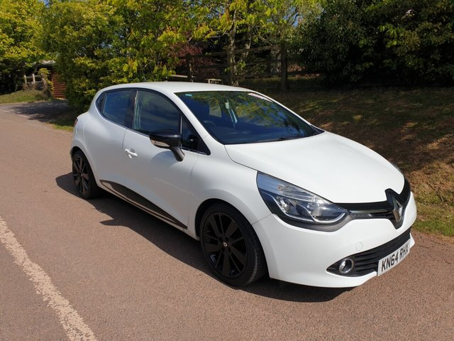 USED 2014 64 RENAULT CLIO 0.9 DYNAMIQUE S MEDIANAV ENERGY TCE S/S 5d 90 BHP ** MOT ** SERVICE HISTORY **