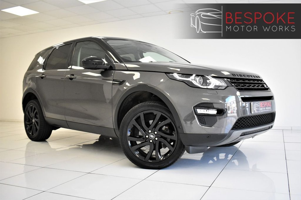 USED 2017 67 LAND ROVER DISCOVERY SPORT 2.0 TD4 HSE LUXURY 5 DOOR
