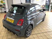 USED 2017 17 ABARTH 500 1.4 595 3d 4 Seat Pocket Rocket Sports Hatchback in the Best Colour with Blistering 144 BHP Performance a Great Noise and the Most Fun You Can Have in a Car with Sports Seats Sports Button New Style Dashboard Rear Parking Sensors DAB Digital Radio Radio Bluetooth U-Connect Ready to Finance and Drive Away Today  The Perfect Pocket Rocket