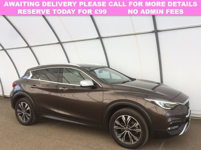 View our INFINITI QX30