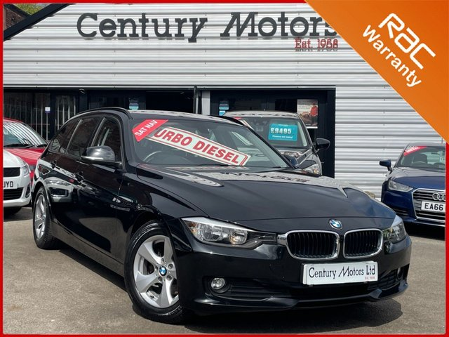 2013 13 BMW 3 SERIES 2.0 320D Sports TOURING 5dr - NEW SHAPE