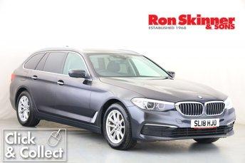2018 BMW 5 SERIES}
