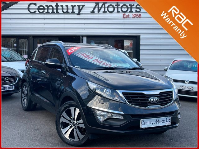 2014 63 KIA SPORTAGE 2.0 CRDI KX-3 AWD 5dr - PANORAMIC GLASS ROOF