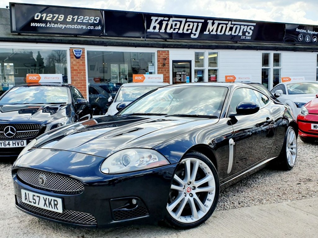 USED 2007 57 JAGUAR XKR XKR 4.2 SUPERCHARGED COUPE