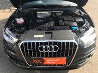 USED 2012 62 AUDI Q3 2.0 TDI QUATTRO S LINE 5d 175 BHP PAN ROOF - LEATHER - SAT NAV