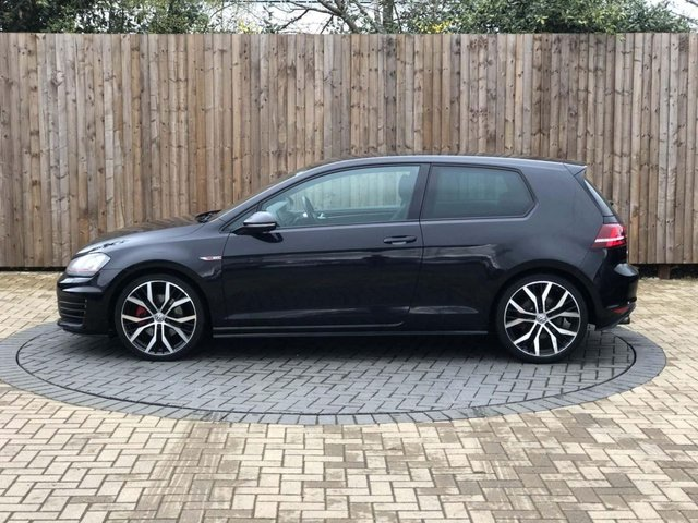 VOLKSWAGEN GOLF at Peter Scott Cars