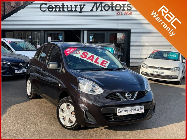 2014 14 NISSAN MICRA 1.2 Visia 5dr - LOW INSURANCE