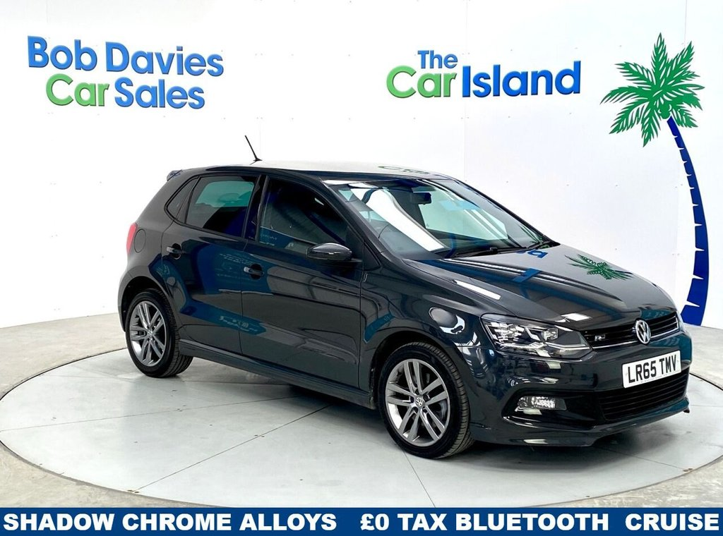 USED 2016 65 VOLKSWAGEN POLO 1.0 R LINE TSI 5d 109 BHP Bluetooth, R Line Body Styling, Park Sensors 17000miles