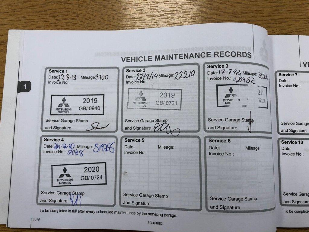 USED 2018 X MITSUBISHI L200 2.4 DI-D 4WD BARBARIAN DCB 0d 178 BHP