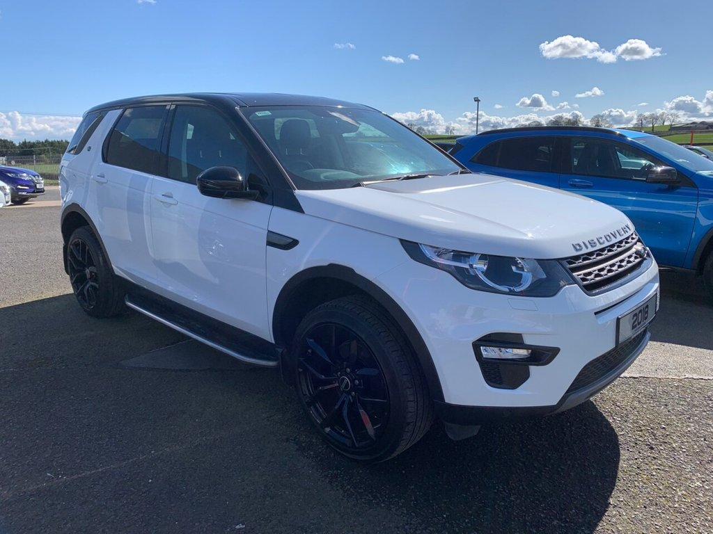 USED 2018 18 LAND ROVER DISCOVERY SPORT 2.0 ED4 SE TECH, 20