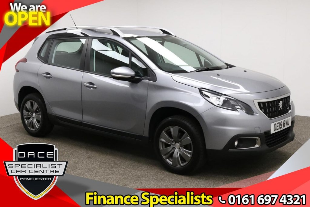 USED 2019 19 PEUGEOT 2008 1.2 ACTIVE 5d 82 BHP