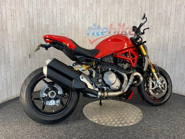 DUCATI Monster 1200 at Rite Bike