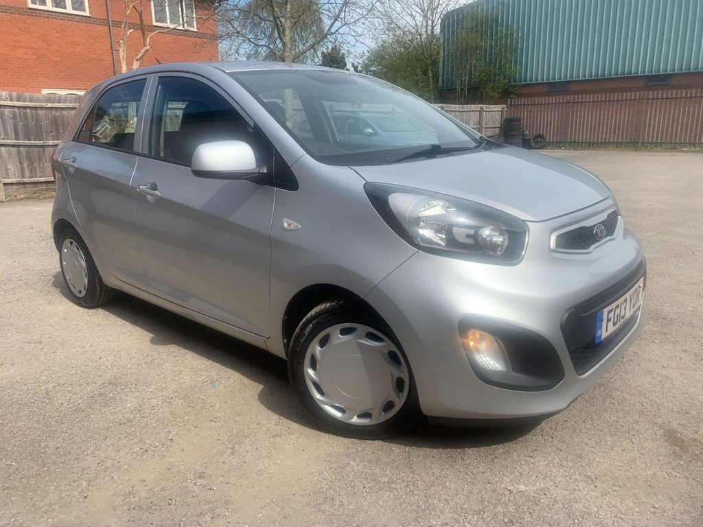 USED 2013 13 KIA PICANTO 1.0 1 AIR 5d 68 BHP NIL TAX! LOW MILEAGE, 2 KEEPERS