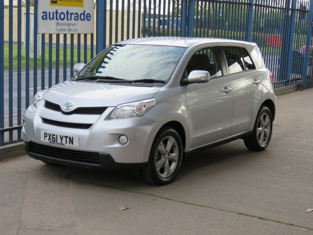 USED 2011 61 TOYOTA URBAN CRUISER 1.4 D-4D 5dr 89 Bluetooth DAB Privacy Park sensors Alloys Finance arranged Part exchange available Open 7 days ULEX Compliant