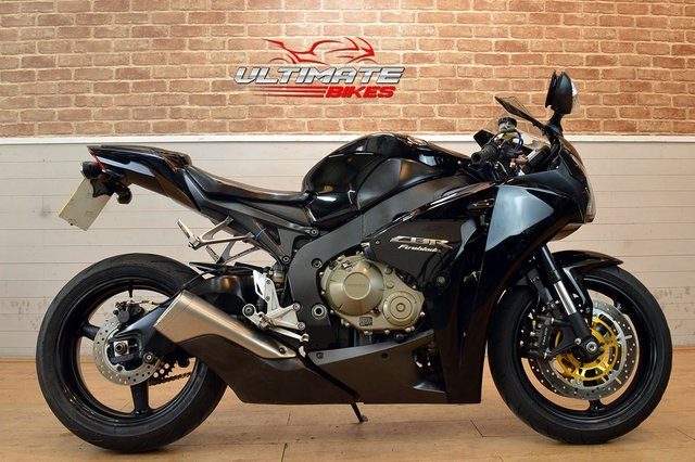 USED 2009 59 HONDA CBR 1000 RR  - FREE DELIVERY AVAILABLE