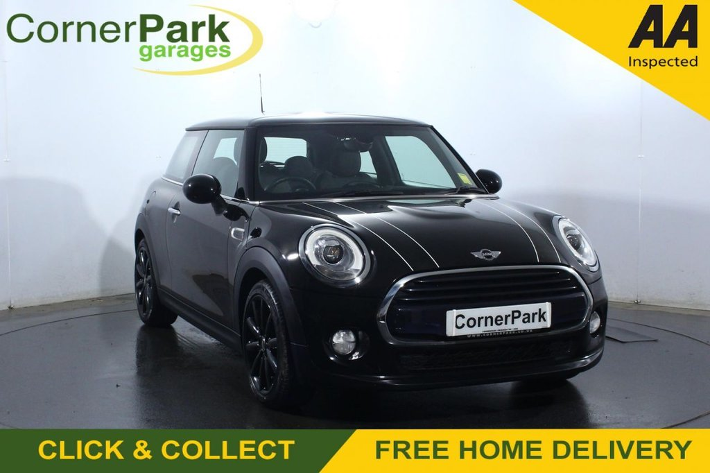 USED 2017 17 MINI HATCH COOPER 1.5 COOPER 3d 134 BHP HATCHBACK
