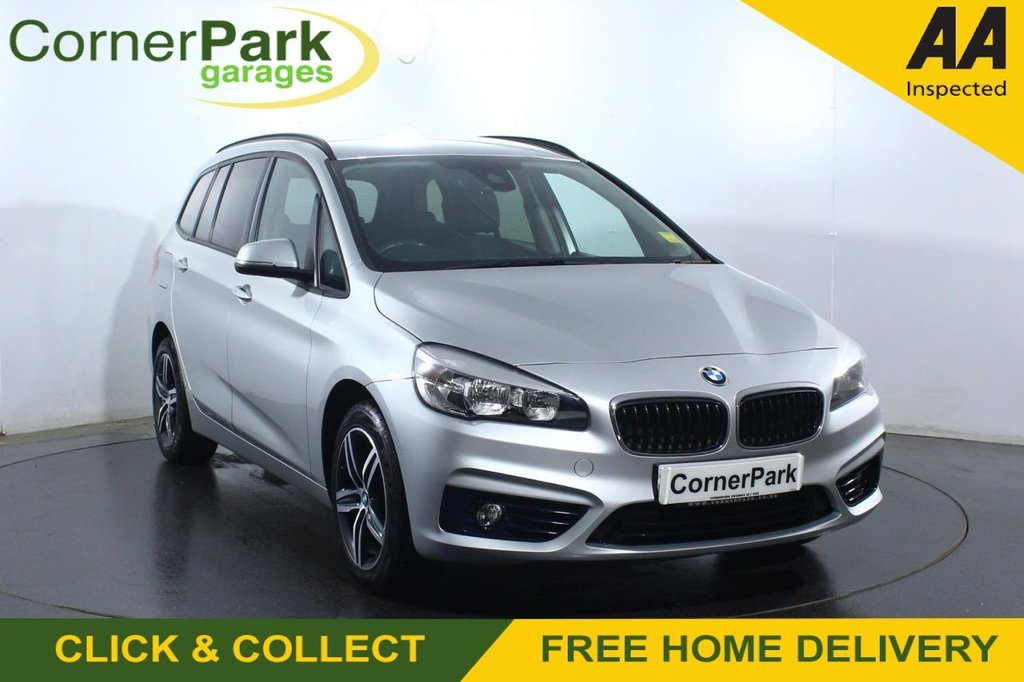 USED 2018 18 BMW 2 Series GRAN TOURER 1.5 216D SPORT GRAN TOURER 5d 114 BHP