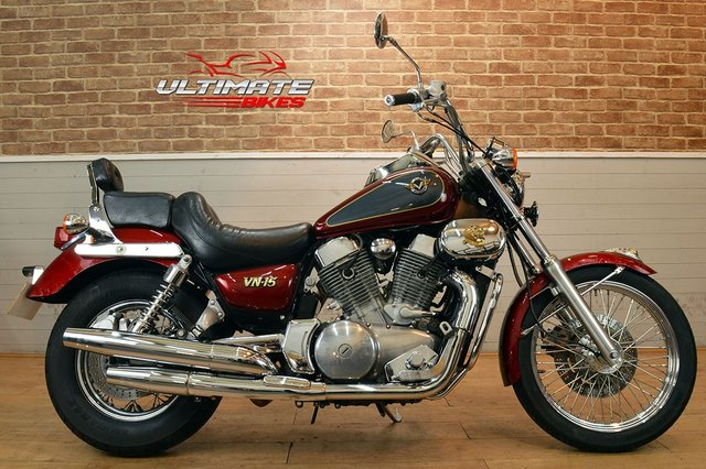 USED 1997 P KAWASAKI VN 1500  - FREE DELIVERY AVAILABLE