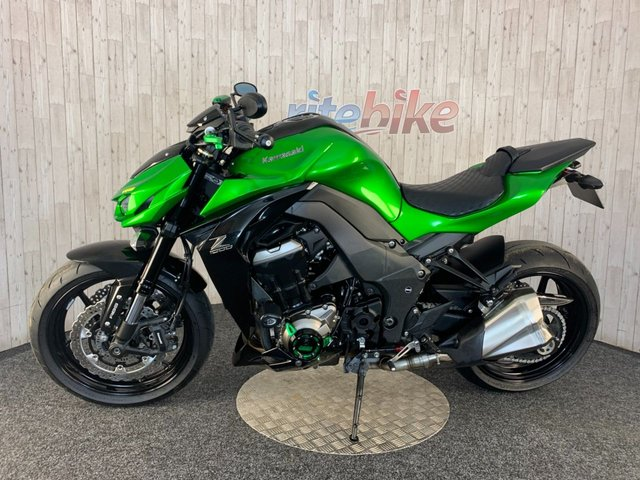 KAWASAKI Z1000 at Rite Bike